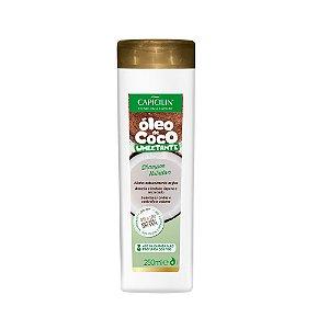 Shampoo Óleo de Coco Capicilin 250ml