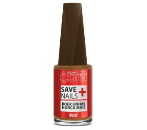 Save Nails Roer Unhas Nunca Mais Cora 9ml