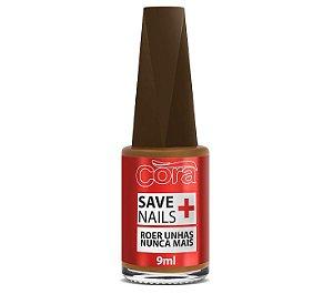 Save Nails Roer Unhas Nunca Mais Cora 9ml