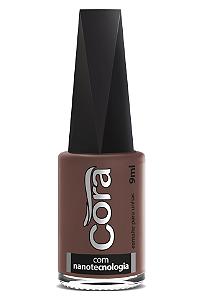 Esmalte Cora 9ml Black Nude 1