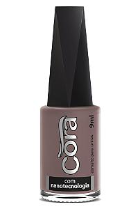 Esmalte Cora 9ml Black Nude Perfect