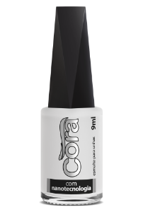 Esmalte Cora 9ml POP Cremoso À Francesa