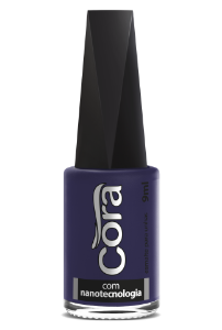 Esmalte Cora 9ml POP Cremoso Blueberry