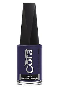 Esmalte Cora 9ml POP Cremoso Blueberry