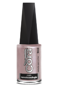 Esmalte Cora 9ml POP Cintilante Cotton Candy