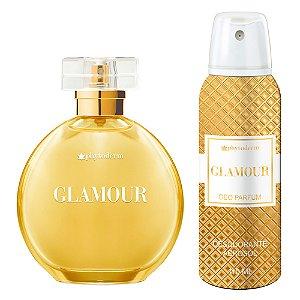 Kit Phytoderm Glamour Deo Colonia 100ml + Desodorante 110ml