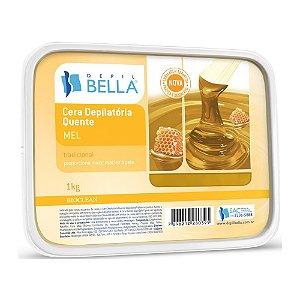 Cera Depilatória Mel Depil Bella 1kg