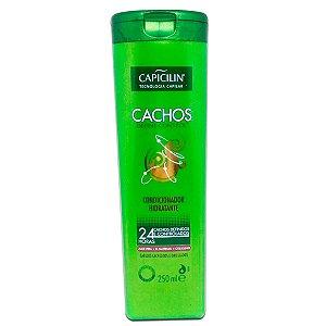 Condicionador Hidratante Cachos Capicilin 250ml