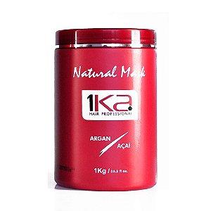 1ka Natural Hair Argan Máscara 1kg