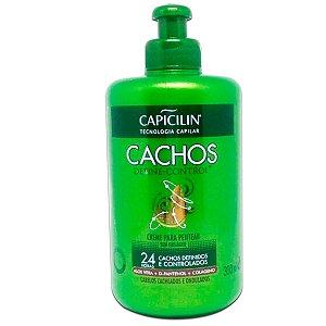 Creme para Pentear Cachos Capicilin 300ml