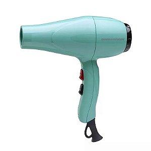 Secador Gamapiu 2001 R 2000W Verde 110v