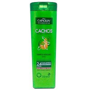 Shampoo Hidratante Cachos Capicilin 250ml