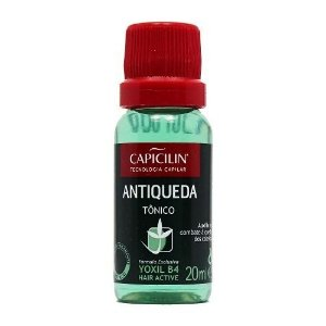 Tônico Antiqueda Capicilin 12x20ml