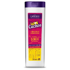 Condicionador Love Cachos 250ml Capicilin