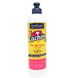 Creme para Pentear Love Cachos 300ml Capicilin