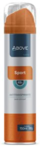 Desodorante Antitranspirante Above Men Sport 150ml