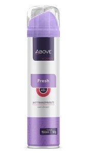 Desodorante Antitranspirante Above Women Fresh 150ml
