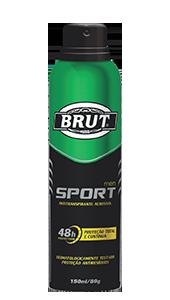 Desodorante Antitraspirante Brut Men Sport 150ml