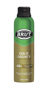 Desodorante Antitraspirante Brut Men Gold Legacy 150ml