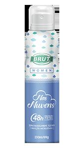 Desodorante Antitraspirante Brut Women Nas Nuvens 150ml