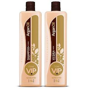 Escova progressiva VIP Argan Oil