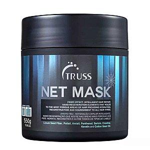 Net Mask Efeito Teia Nano Reposição 550g - Truss