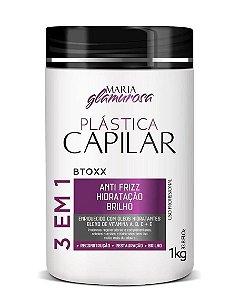 Btoxx Plástica Capilar 3x1 Maria Glamurosa