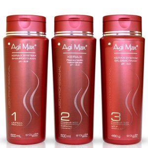 Agi Max Escova Progressiva Inteligente 3x500ml
