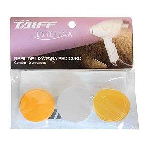 Refil Lixa Pedicuro Taiff