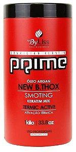 New Btox Prime Byliss 1kg Repositor De Massa Capilar