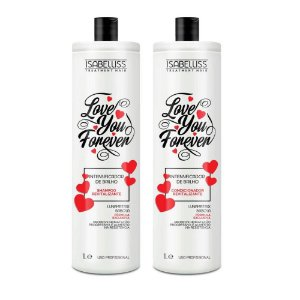 Kit Revitalizante Love You Forever 2x1l