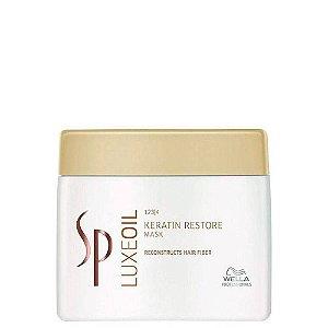 Sp Luxe oil Keratine Restore Wella 400ml
