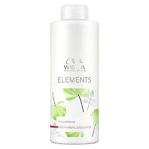 Shampoo Elements Wella 1000ml