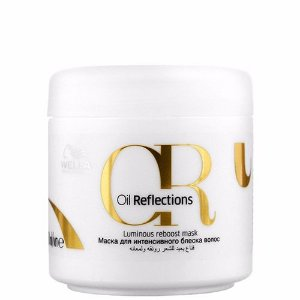 Wella Oil Reflections Luminous Reboost 150 ml - Máscara