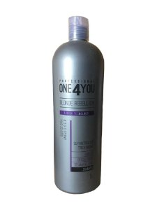One4you Shampoo Blonde Rebelion 1L
