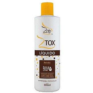 Zap Ztox Liquido Redutor Condicionante 500ml