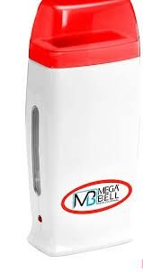 Aquecedor Profissional de Cera Roll-on Mega Bell Vermelho Bivolt