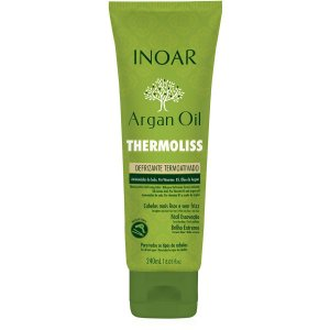 Argan Oil Thermoliss Defrizante Termativo Termoprotetor 240ml - Inoar