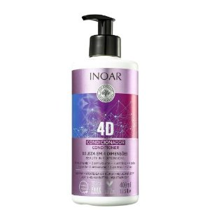 Inoar Condicionador 4D 400ml