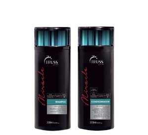 Truss Kit Miracle Shampoo + Condicionador 2x300ml