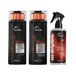 Truss Kit Miracle Summer Shampoo + Condicionador + Uso Summe