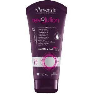 Revolution Bb Hair Arvensis  Leave-In Vegano - 200ml