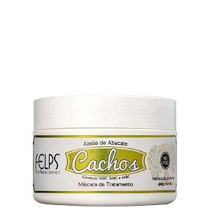 Felps  Cachos Azeite de Abacate - Mascara 300g