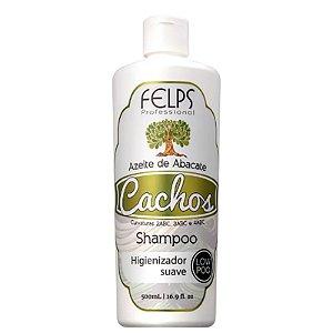 Felps Profissional Cachos Azeite de Abacate - Shampoo 500ml