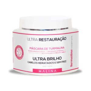 Mascara Malina de Hidratacao Turmalina Treatment 500ml