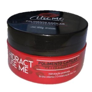 Hidract Use Me Polimento Capilar Professional 300g
