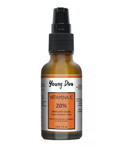 Serum Anti Idade Vitamina C 30ml Young Diva