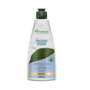 Arvensis Vegano Leave-In Pós Progressiva - 200ml