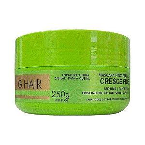 G.Hair Cresce Fios - Máscara Capilar 250g
