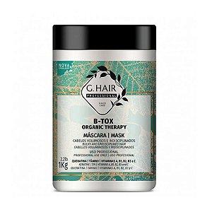 G.hair Organic Therapy Botox 1000g